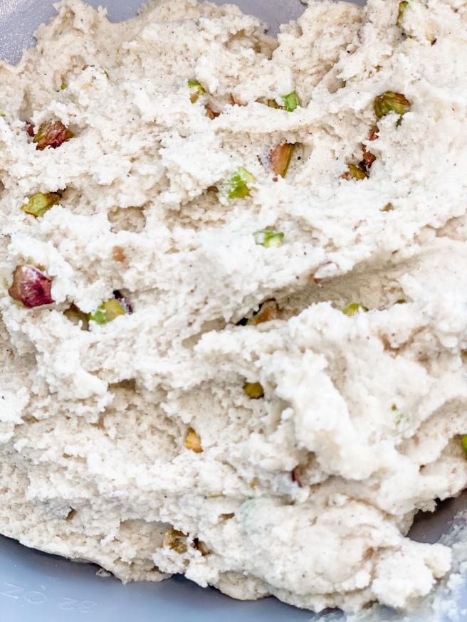 Persian Pistachio Cookies